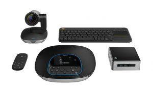 Understanding All the Features of the Logitech Video Conferencing System